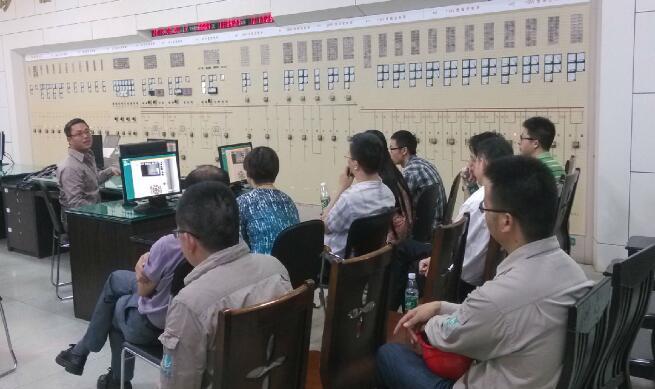 国网厦门供电有限公司220kV东渡变电站智能辅助监控系统